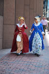 09: Colonial Ladies