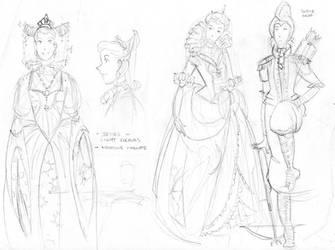 More Ancients by BellaCielo