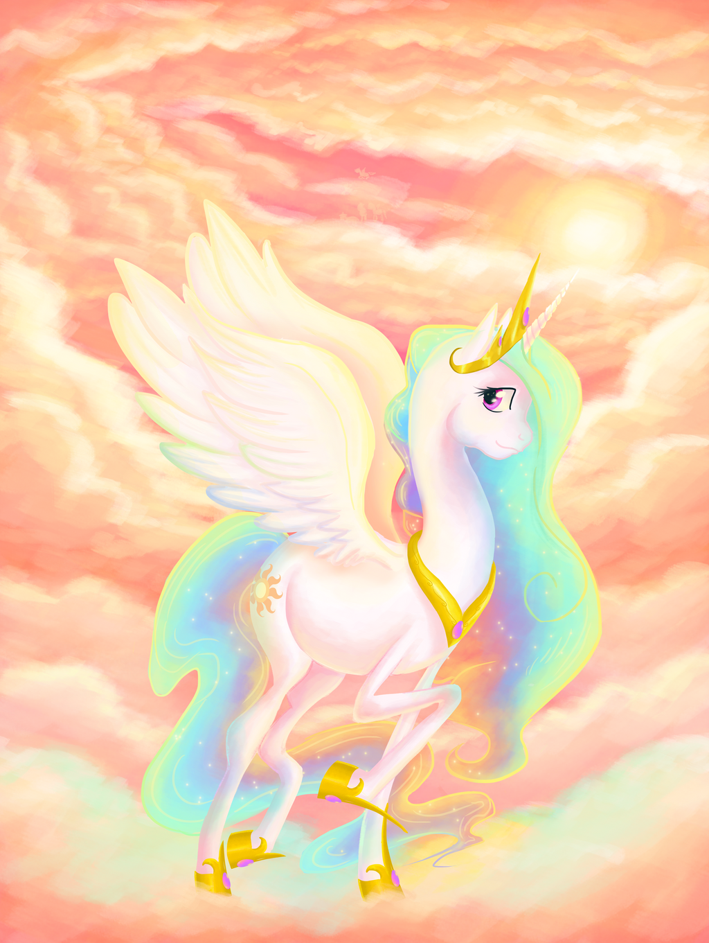 MLP: Sun Princess by BellaCielo