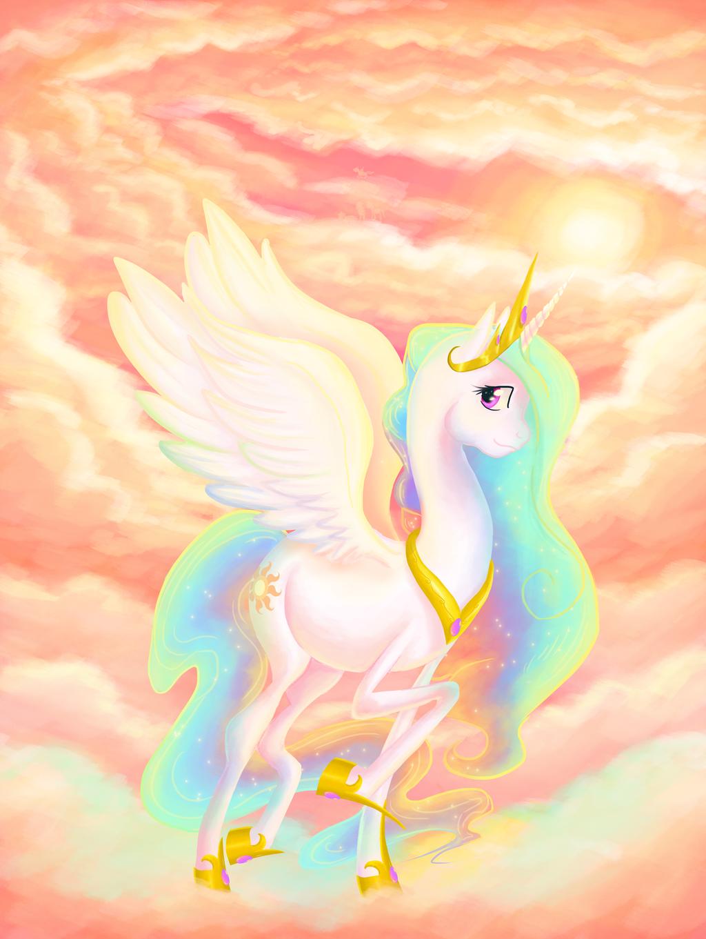 MLP: Sun Princess by BellaCielo
