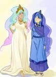 MLP: Human Princesses, Pt. I