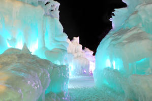 Canyon of Ice and Light