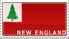 New England Stamp by BellaCielo