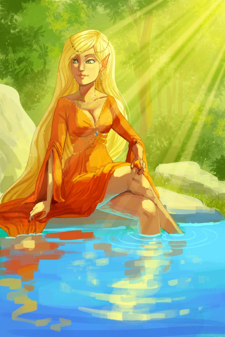 Sunlit by BellaCielo