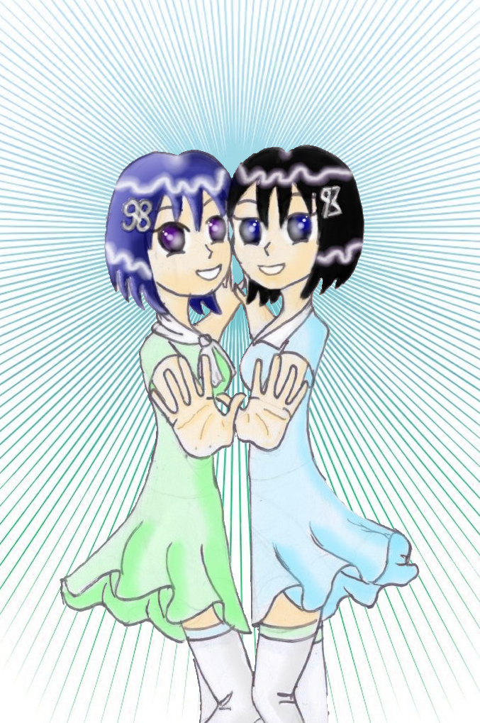 Hacchan and Sechhan by BellaCielo