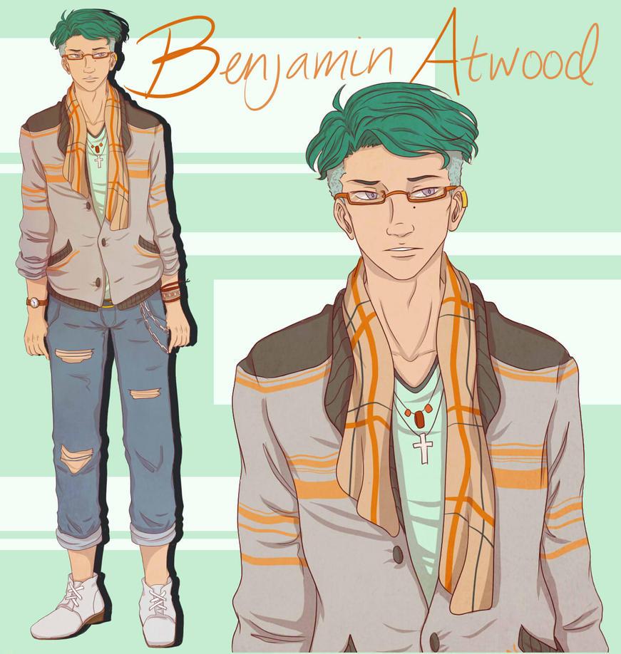 Benjamin Atwood by ShOrtSh4dow