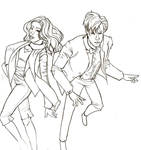 DW: Pond and The Doctor -WIP-
