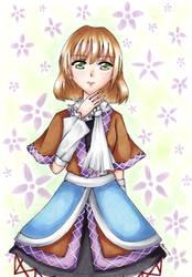 Bridge Princess by Joy4000