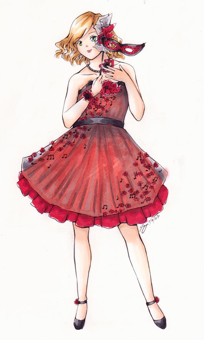 [tulf42 Contest Entry] Masquerade! by Joy4000