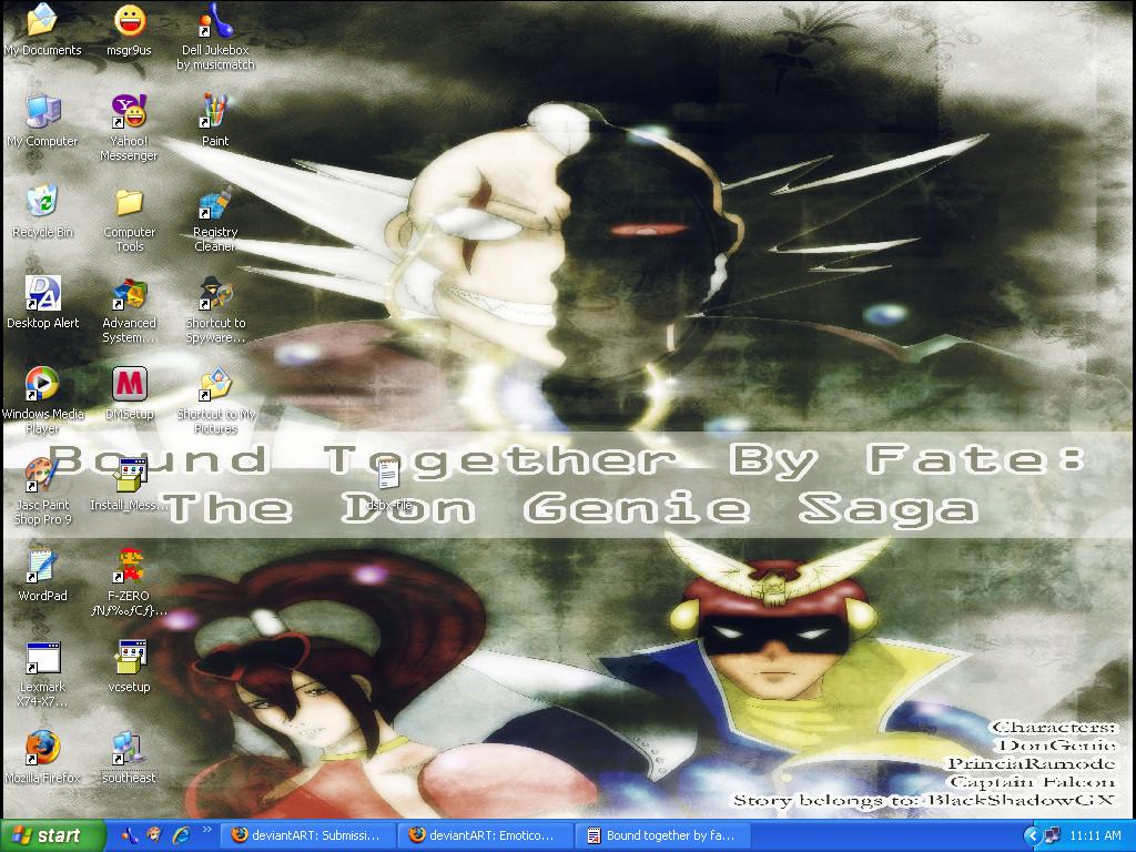 Desktop by BlackShadowGX