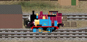 Colourswapped Tank Engines