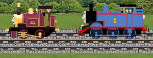 'Well Done, Thomas! WELL DONE!'