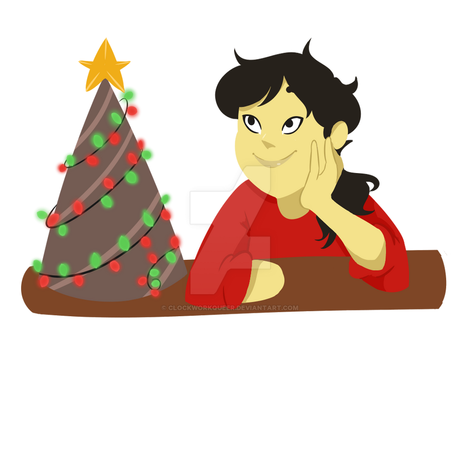 Drillbit Xmas Tree Spray By Clockworkqueer On Deviantart