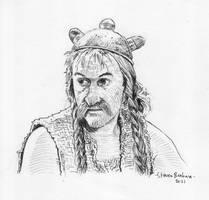 Gerard Depardieu as Obelix