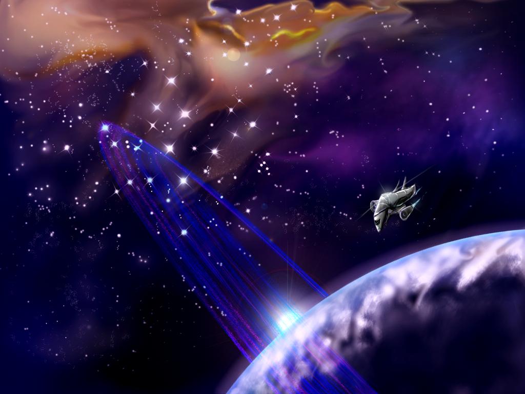 Space Dust by Titanium-Zen