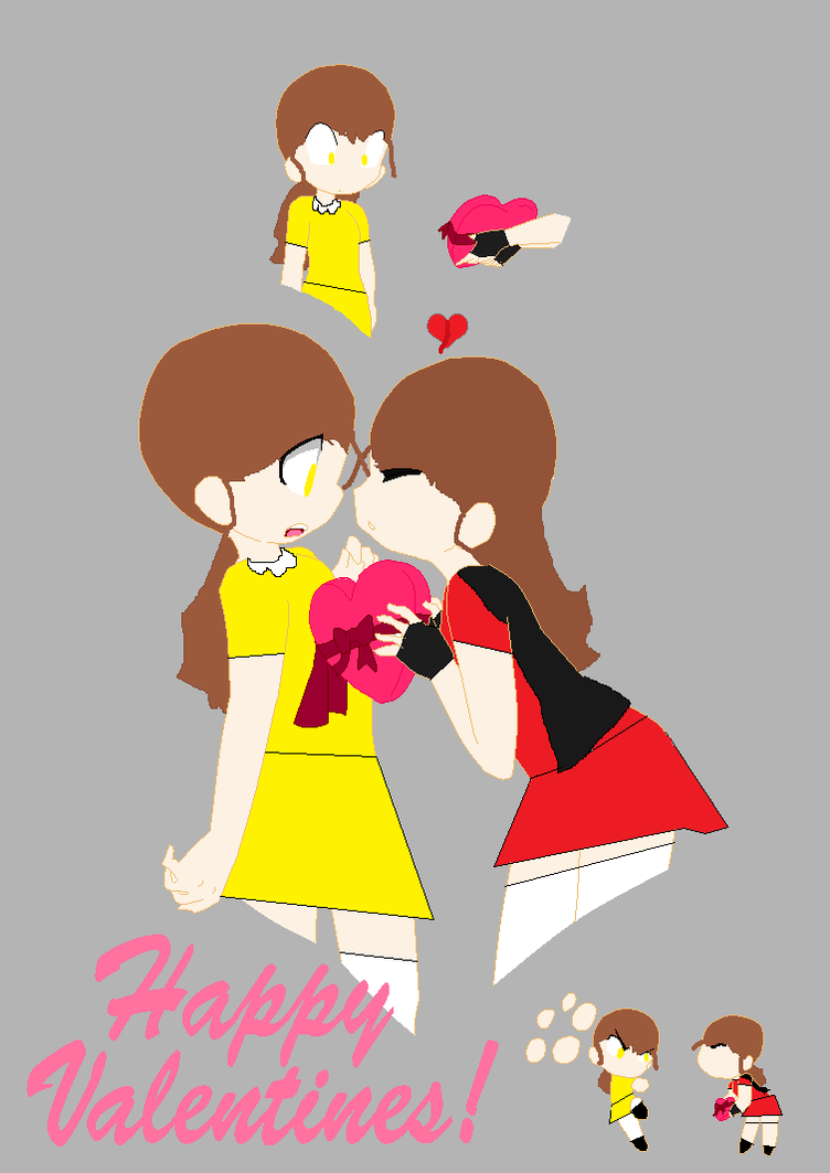 happy valentines day!minniemandy1fan on deviantart, Ideas