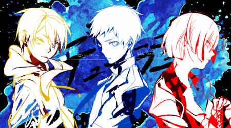 DRRR Trio