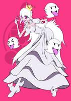 PrincessBoo by JerryKaskerSenpai
