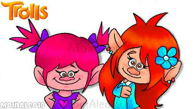 .:Trolls!:. by MoinAleo19