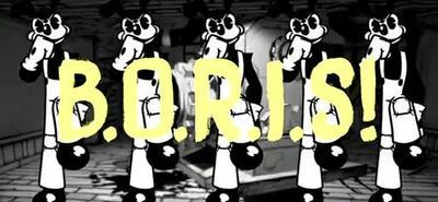 BORIS!!! by MoinAleo19