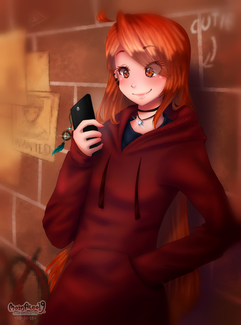 || Texting || by JuneArtCraft19