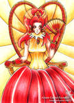 Queen of Hearts - Wonderland by Kadajo