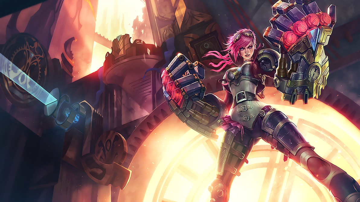 League of legends VI by KillerRevo