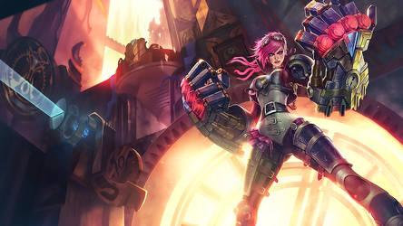 League of legends VI by KillerRevo