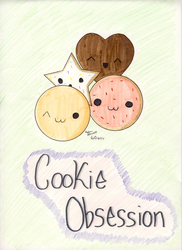 Cookies by Mamiko13