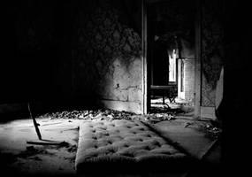 Scene of Decay by ByrdsEyePhotography