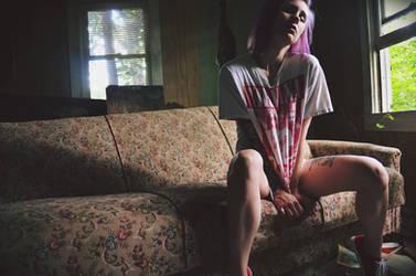 About a Girl by ByrdsEyePhotography
