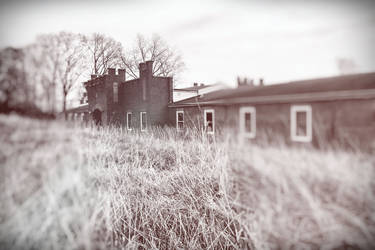 An Abandoned Approach by ByrdsEyePhotography