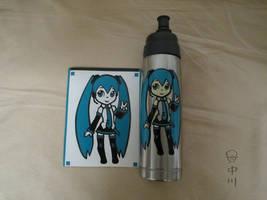 Miku Vinyl Stickers