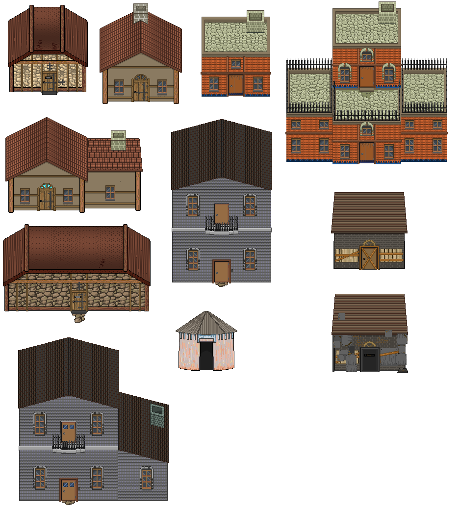 House Set By Chasz Manequin On Deviantart
