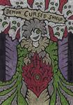Demon Cursed Shield by GraphRicks