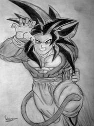 Goku by natiwar02
