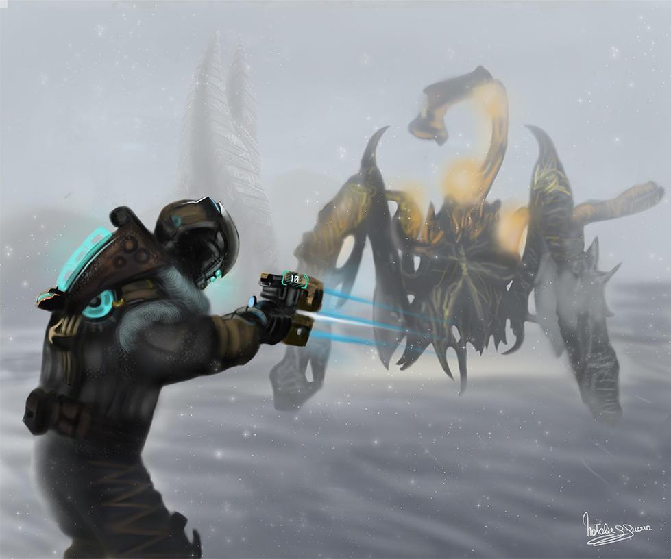 Dead Space 3 by natiwar02