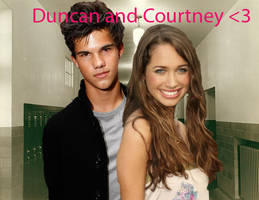 Duncan and Courtney