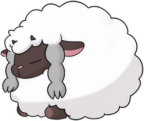 Love is Stored in the Wooloo