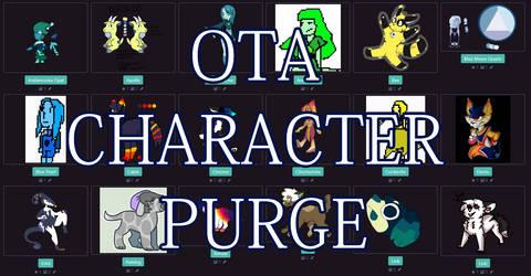 OTA Character Purge (OPEN)