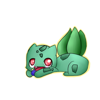 Bulbasaur - #1 by Kiytt