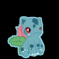Ivysaur - #2 by Kiytt