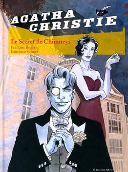 Le Secret de Chimneys cover