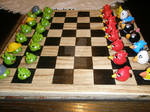 Angry Birds Chess