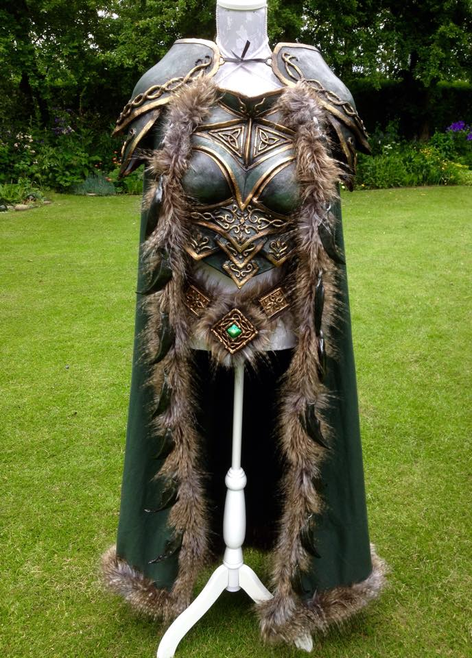 Maiev Shadowsong (Warcraft): Finished by EbonyEagle