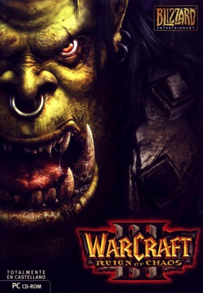 Warcraft iii: reign of chaos br blizzard entertainment, 2002
