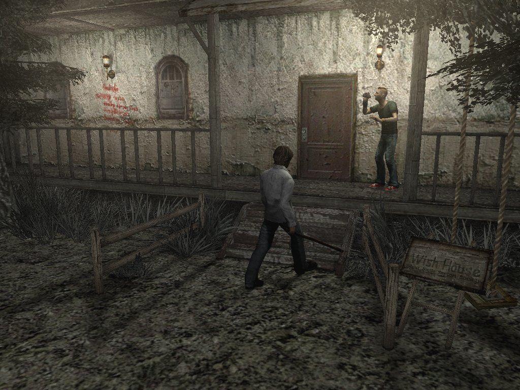 Silent Hill 4 The Room G1 By Sparkenstein On Deviantart