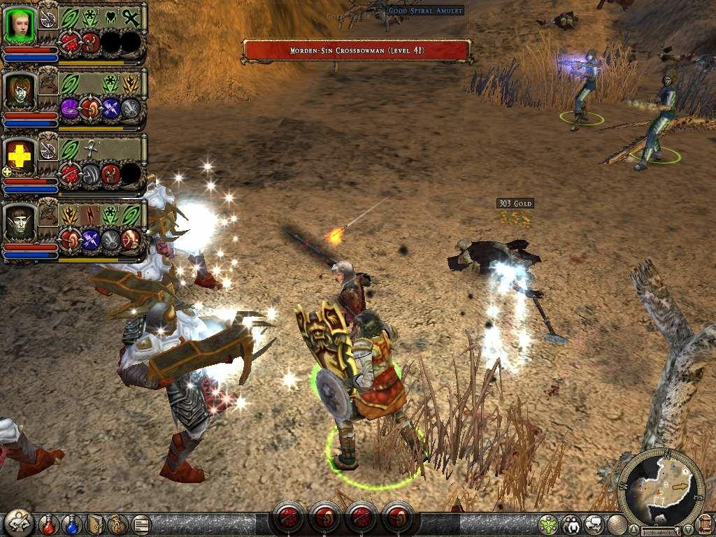 dungeon siege 2 broken world megaupload