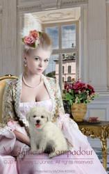 Madame de Pompadour by ADamselinDesign