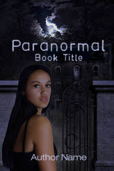 Paranormal Book Cover - AVAILABLE by ADamselinDesign